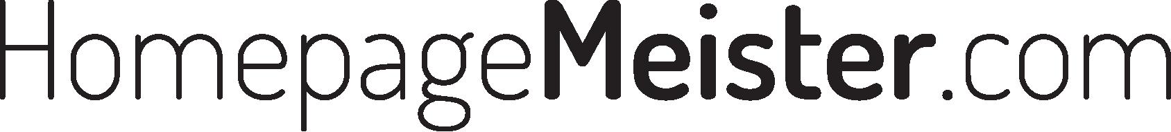 Logo HomepageMeister