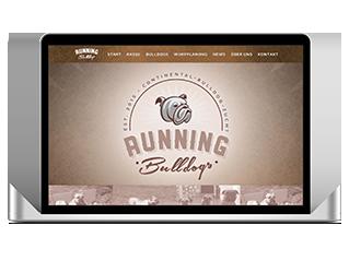 Running Bulldogs